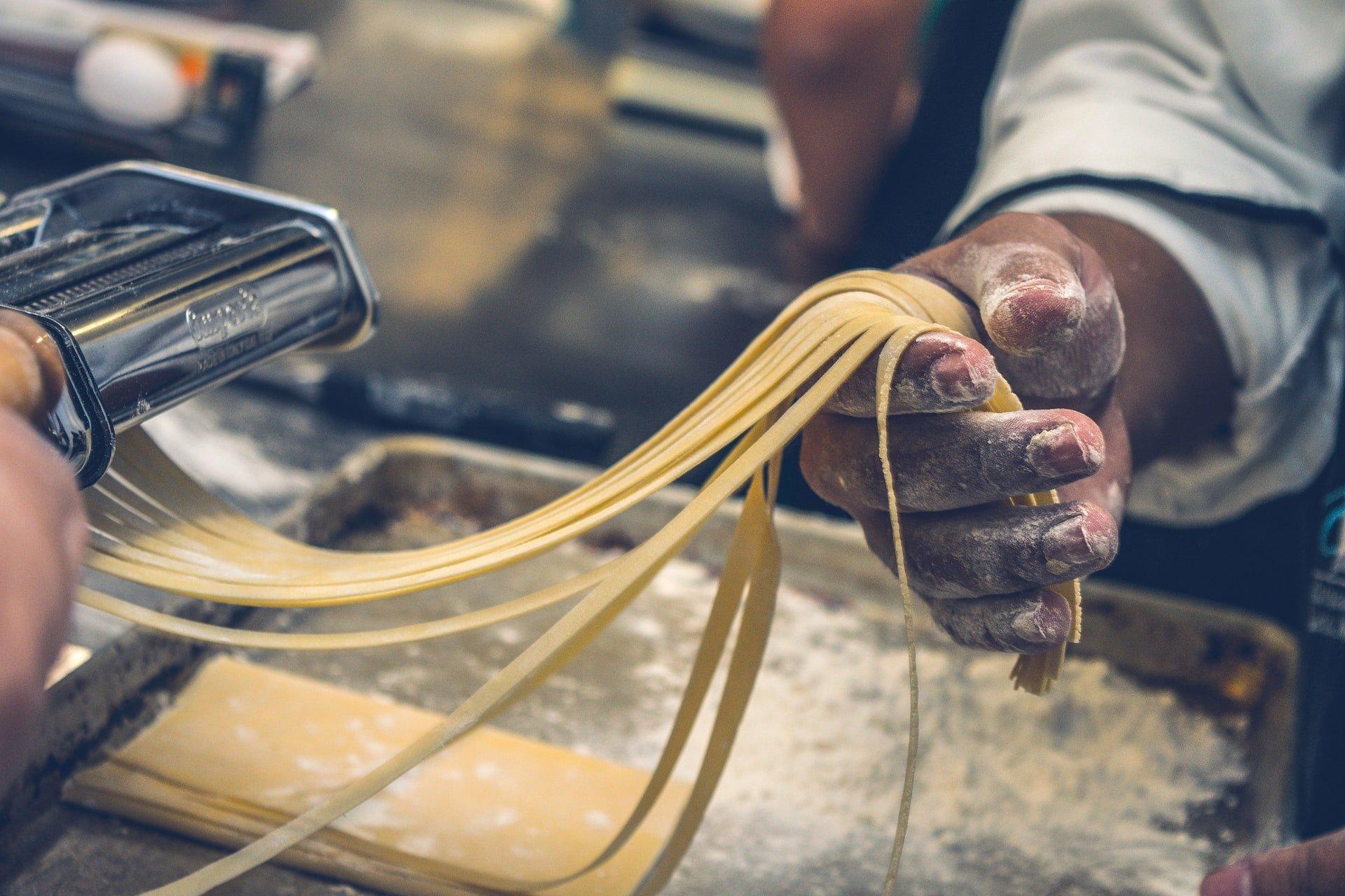 La pasta in Liguria, una tradizione centenaria