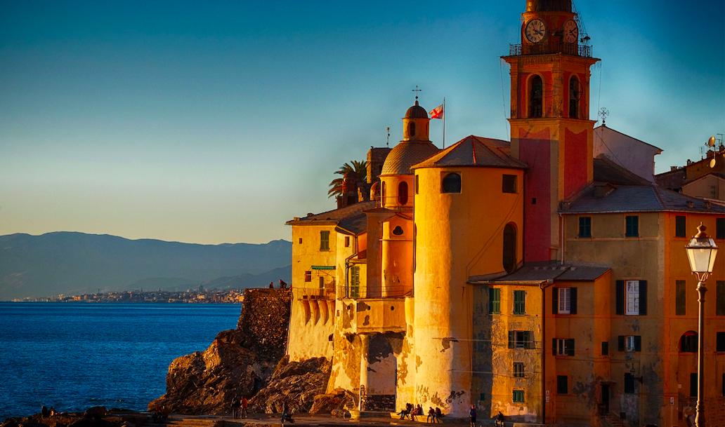 La Pasqua in Liguria