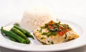 La ricetta del pesce spada alla ligure, Bottega Ligure