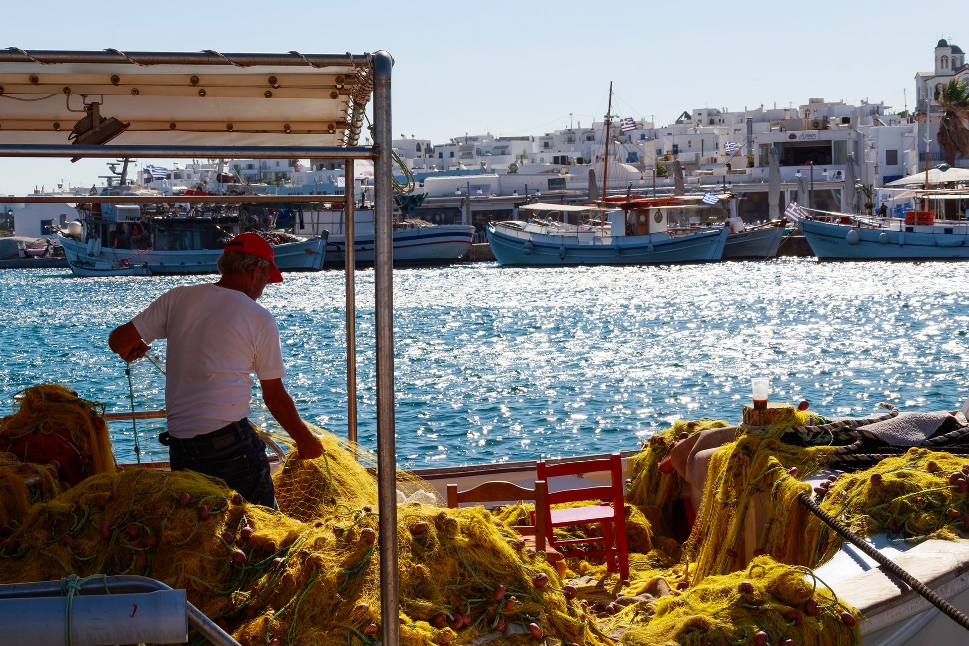 La pesca del pesce spada nella Riviera ligure