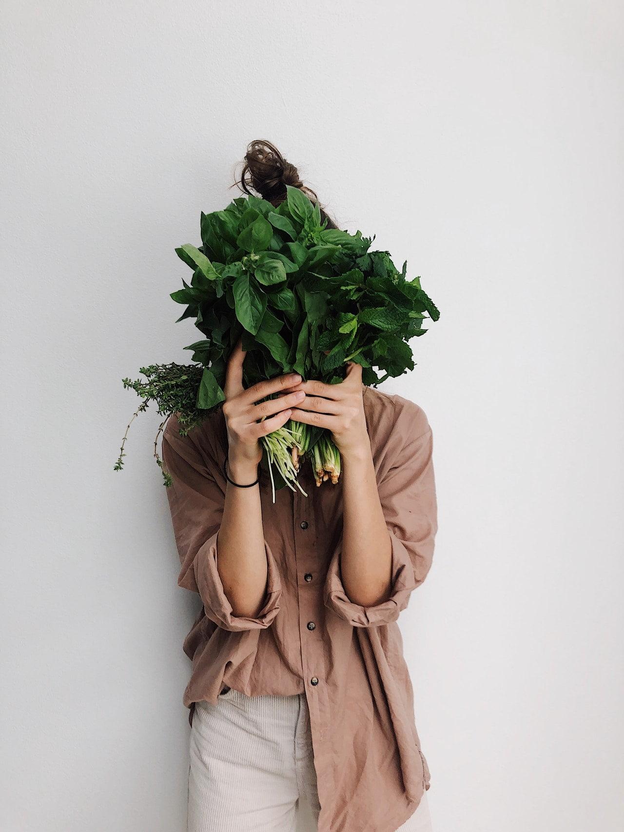 Il potere antiossidante delle erbe aromatiche