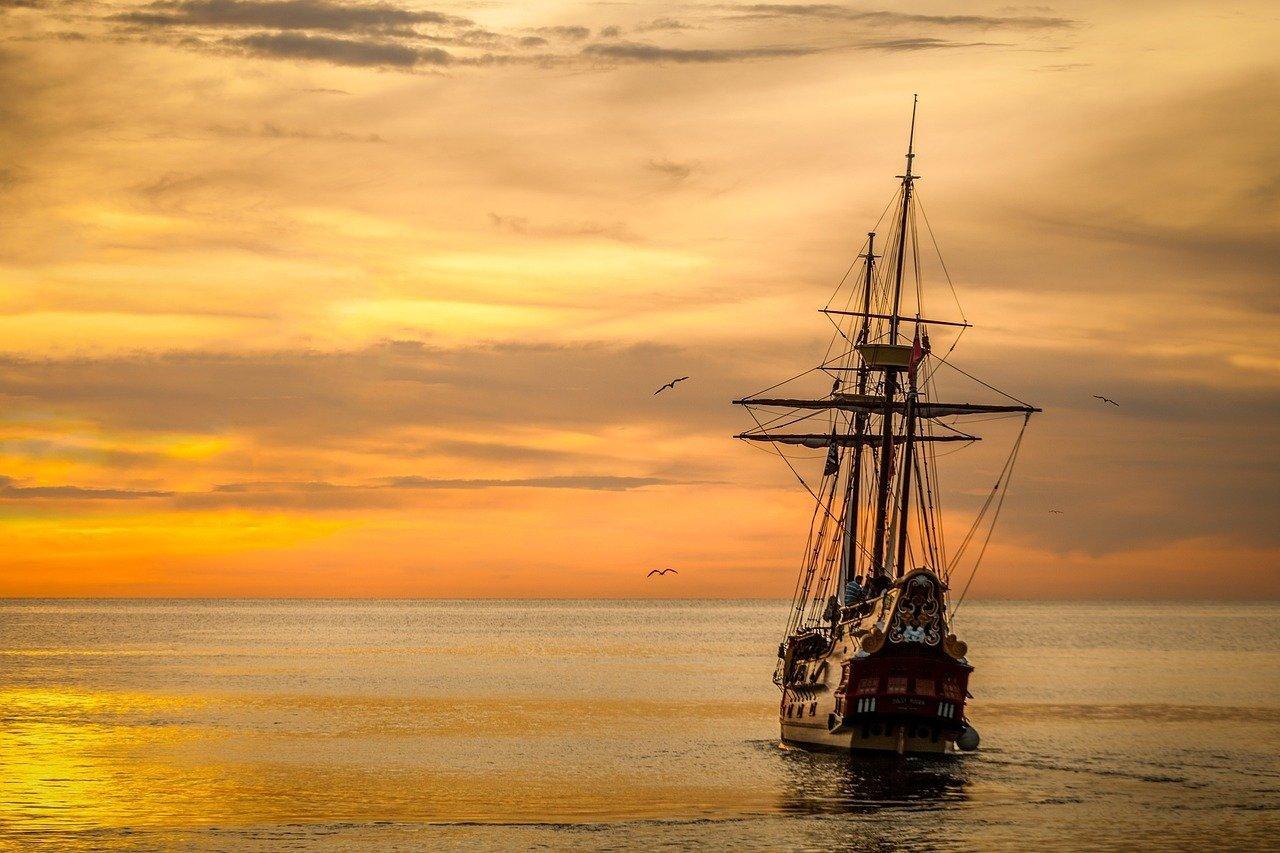 La storia di Genova e del commercio marittimo